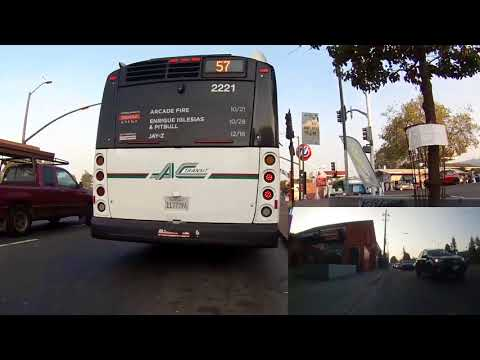Bike Oakland & Piedmont: MacArthur and through Piedmont