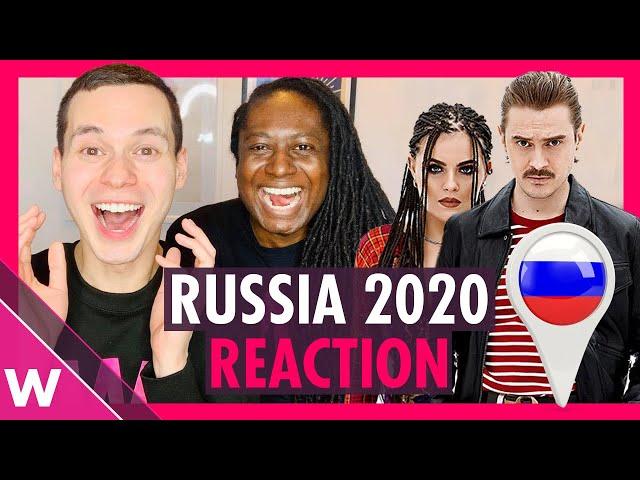 Russia Eurovision 2020 Reaction - Little Big