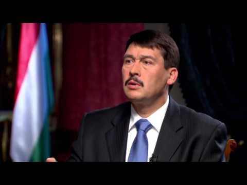 Az első év - interjú Áder János köztársasági elnökkel -2013.04.28.