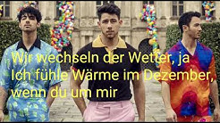 Jonas Brothers - Sucker (German Lyrics)