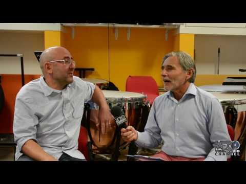 Riccardo Balbinutti - Docente Percussioni Conservatorio Torino - A proposito di... Classica