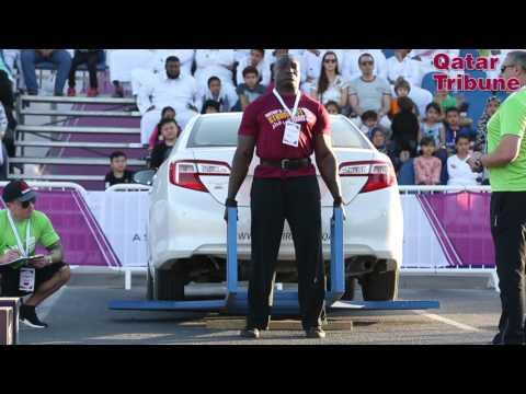 Qatar's Strongest Man 2016