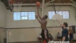 Bradley Beal Workout & Highlights: Pure Sweat Basketball