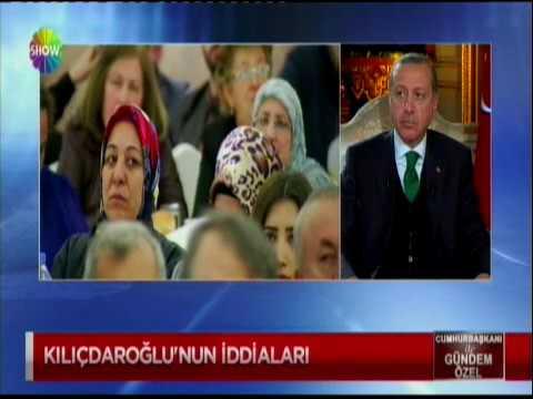 Ahmet Misbah Demircan - Sayın Cumhurbaşkanımız Referandum sürecini değerlendirdi