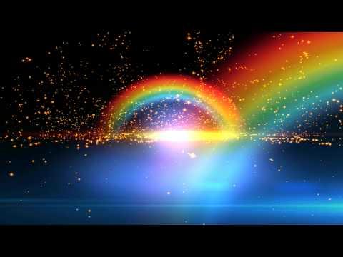 Cool 3d Art Wallpaper 4k Beautiful Double Rainbow Spiritual Realm Animation