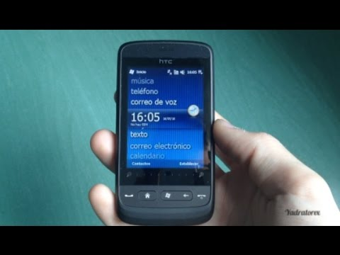 HTC Touch2 / Mega Retro Review (windows Mobile, Pocket Pc / PDA)