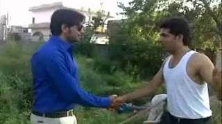 University of gujrat funny ad on business project by Umer ali, umer uog