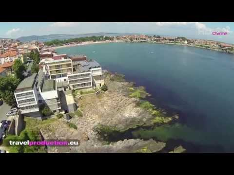 Sozopol, Bulgaria - (Flight video) Travel Channel Slovakia