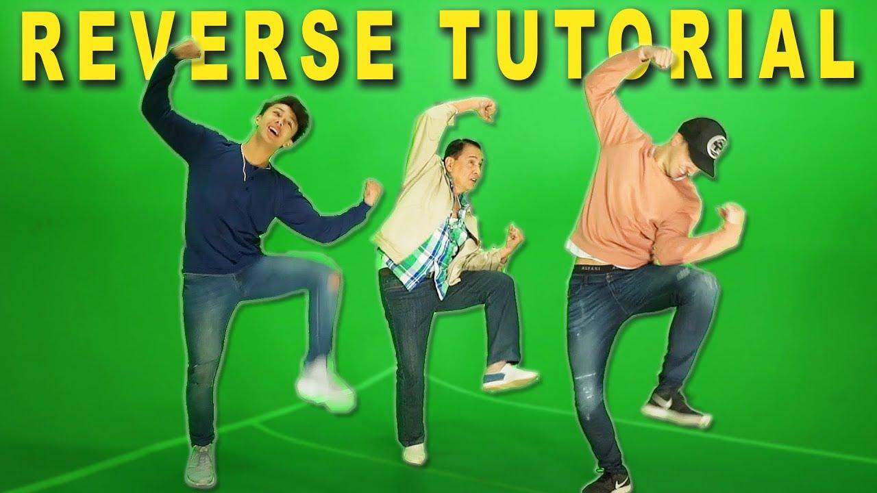 HOW TO REVERSE (Dance Tutorial) || Kenneth San Jose & Matt Steffanina | DANCE TUTORIALS LIVE