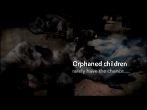 HIV/AIDs Orphans of Africa