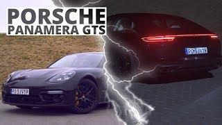 Luksusowa *pstryk* sportowa - Porsche Panamera GTS