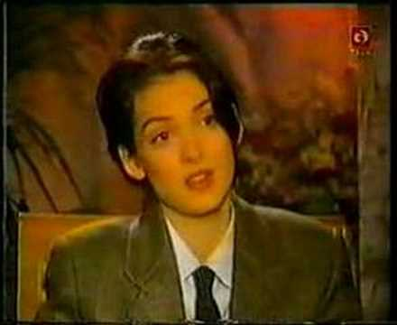 Winona Ryder on Dracula