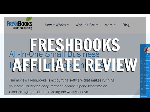 The Buzz on Freshbooks Affiliate
