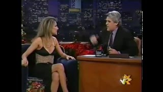 Celine Dion Interview The Tonight Show with Jay Leno