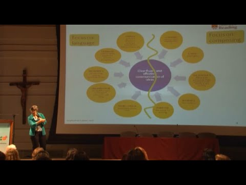 Clare Furneaux: 'Routes into Writing: Developing writing skills'