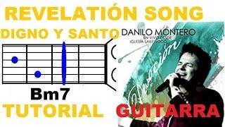 (115) TUTORIAL Digno y Santo / Revelation Song - (Danilo Montero Feat. Kari Jobe)