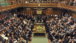 brexit bill vote debate highlights in the uk parliament