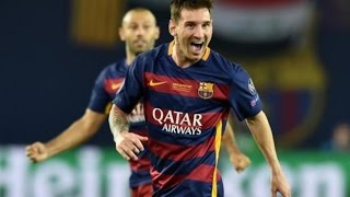 Lionel Messi ● All Goals in Finals | HD