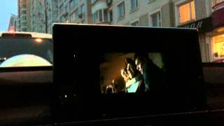 Audi A6(C7) Video from iPhone 4 Audi Music Interface. AMI