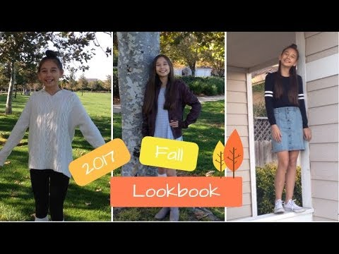 2017 Fall Lookbook | 10 Fall Outfit Ideas! 1