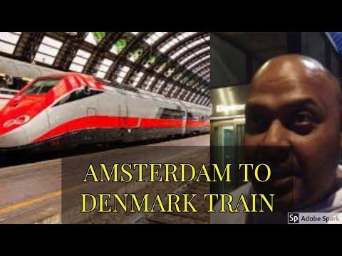 Amsterdam to Copenhagen by Train, Train travel in Europe