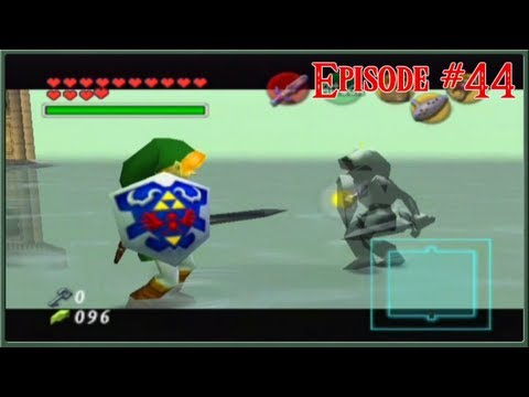 The Legend Of Zelda: Ocarina Of Time Master Quest - Facing Your Own Shadow - Episode 44