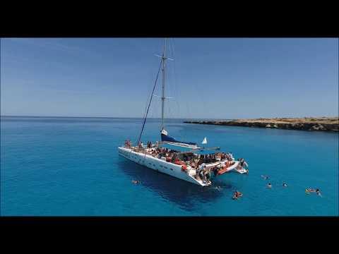 Mediterraneo III Catamaran - Cyprus East Coast Boat Cruise