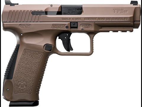 The Canik TP9SF, Competition Precision That Won't Kill Your Wallet