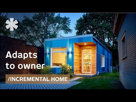 Pittsburgh Incremental House: A Home That Can Grow With You