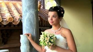 Свадьба в Туле Василия и Анастасии.