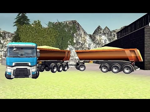 Farm Truck 3D Silage Extreme - Android Gameplay HD
