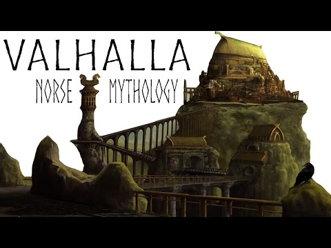 VALHALLA Norse Mythology : Top 10 Facts