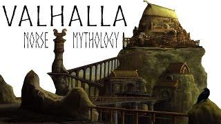 VALHALLA Norse Mythology : Top 10 Facts