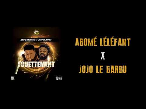 ABOME LELEFANT X JOJO LE BARBU - FOUETTEMENT (Lyrics Video) BUMER BEAT