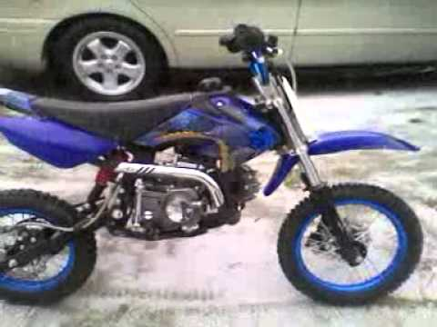 Coolster 125cc Youtube