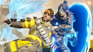 TOP 100 BEST Apex Legends FAILS & WINS EVER