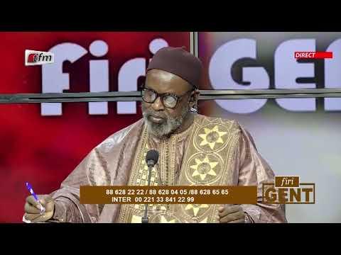 Download FIRI GENT - Pr: Oustaz Abdou Karim Ba - 21 Octobre 2021