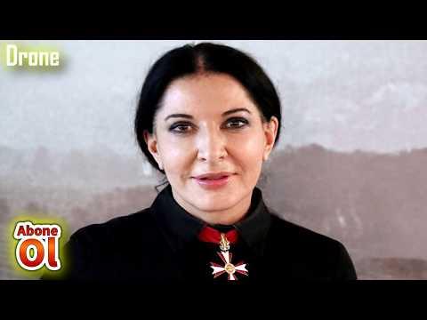 Kadını Perte Çıkardılar,İnsanlığın Karanlık Yüzü,Rhythm 0,Cansız Manken,Marina Abramovic