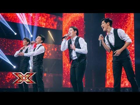 "In Coro. ""Все для тебя"" (Стас Михайлов). X Factor Kazakhstan. Season 7. LS-07. Episode 17"