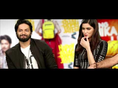 Happy Bhag Jayegi Starcast - Ali Fazal   Diana Penty   Abhay Deol   Jimmy Shergill   Tashan Da Peg