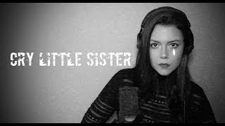 G Tom Mac - Cry Little Sister (Violet Orlandi cover)