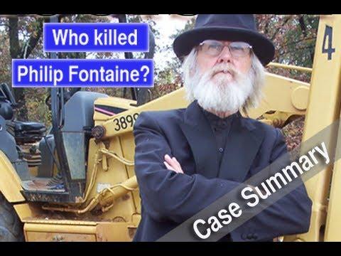 Fontaine Re-Investigation Intro