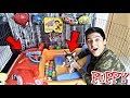 BUILDING MY PUPPY HIS DREAM HOUSE!!