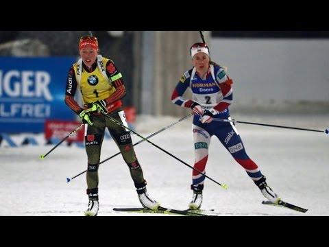 Dahlmeier und Eckhoff - eine deutsch-norwegische Freundschaft