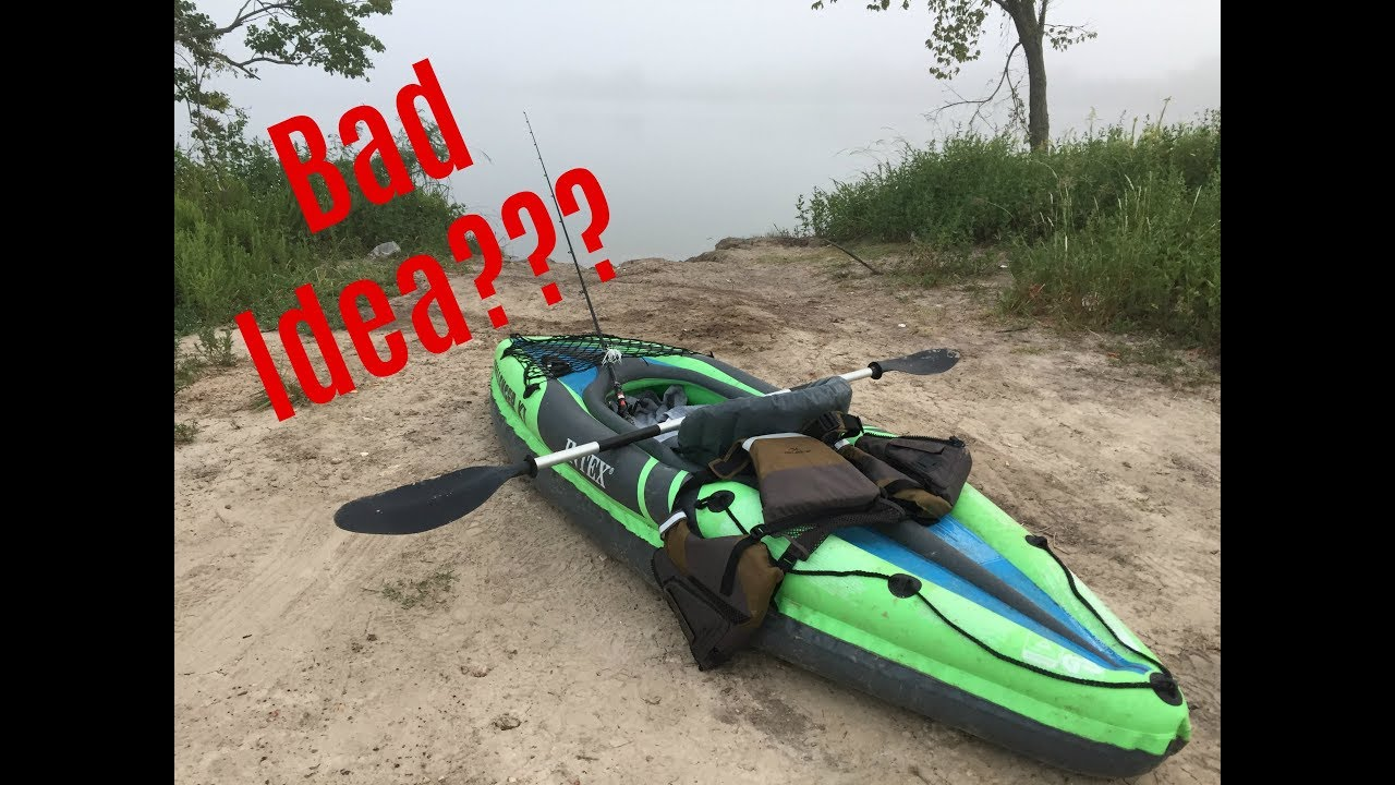 Best Ranked Inflatable Fishing Kayaks [2019 Ranking