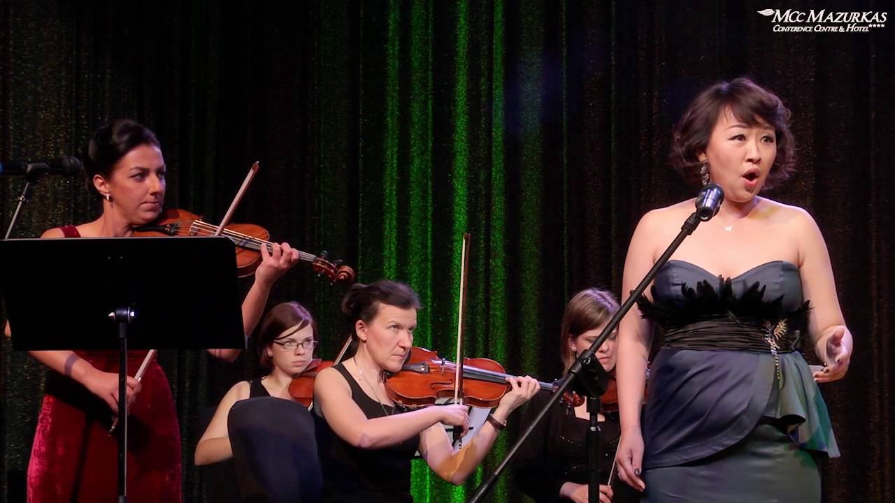 XXII FHMazurkas-benefis Sz.Kawalla-Ae Ran Kim-Aria Ciociosan z opery