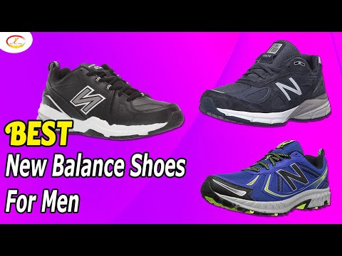 Best New Balance Shoes For Men (Review) in 2020