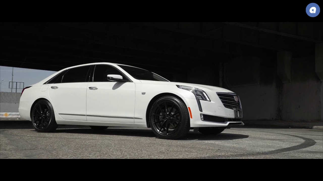 Cadillac Ct6 Niche Staccato Wheels Audiocityusa