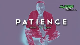 Logic x J Cole Type Beat - Patience (Prod. By StrideHitz)