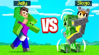 Which MINECRAFT MONSTER Is The STRONGEST? (1v1 Battle)